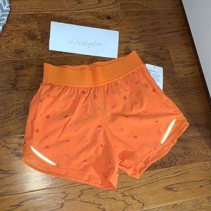 """Lululemon hotty shorts 4"""" hi-rise"""